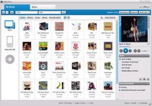 Nokia Music PC Client 1.5 Beta