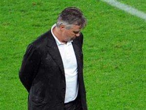 Хиддинк объяснил поражение сборной России в полуфинале Евро-2008