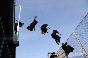I Межрегиональный открытый молодежный фестиваль по паркуру «No limits»