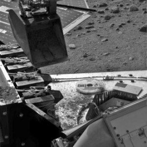 """""""Феникс"""" на Марсе: грунт Красной планеты по составу схож с земным"""
