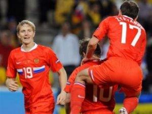 УЕФА включил четырех россиян в символическую сборную Евро-2008