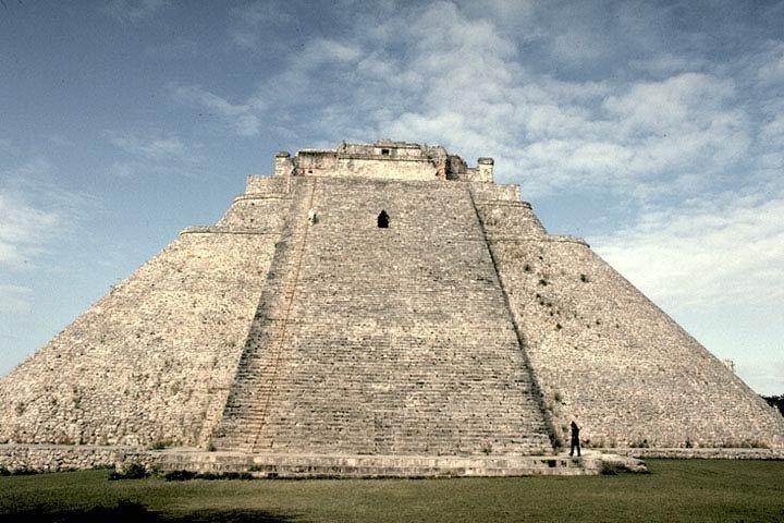Мексика. Теотиукан – город богов (3 фото)