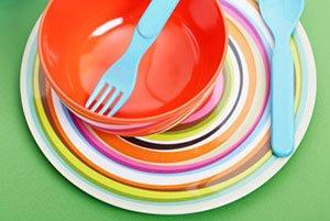 Народ травится пластиковой посудой