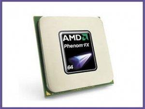 AMD выпустила три новых процессора Phenom X4