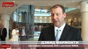 CNews TV. Спецрепортаж. Dell заработает миллиард в России