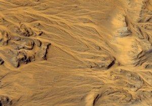 Ученые считают, что миллиарды лет назад на Марсе шли дожди