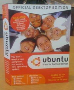 Best Buy начала продажи коробочной версии Ubuntu Linux