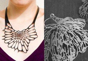 Nervous System – оригинальные ювелирные украшения (15 фото)