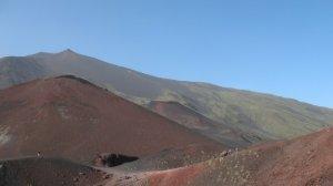 Сицилия. Вулкан Этна