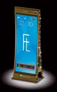 French Luxury - телефон в виде Эйфелевой башни