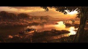 Farcry 2. HD-трейлеры