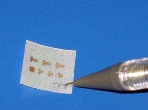 Созданы первые транзисторы на основе бумаги