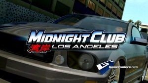 Midnight Club. Los Angeles. HD-трейлер