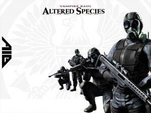 Vampire Rain: Altered Species. HD-видео