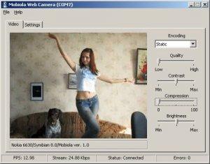 Mobiola Web Camera: как превратить телефон в беспроводную Web-камеру