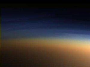 """""""Кассини"""" обнаружил на Титане жидкое озеро"""