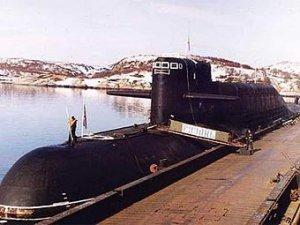 С атомной подлодки в Баренцевом море запущена баллистическая ракета