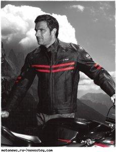 Новая модная кожаная куртка от Spyke