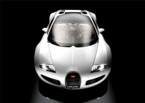 Красивейший кабриолет Bugatti Veyron Grand Sport представлен официально