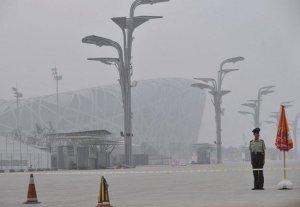 В Пекине не все спокойно (5 фото)