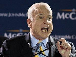 Маккейн обошёл Обаму по уровню популярности