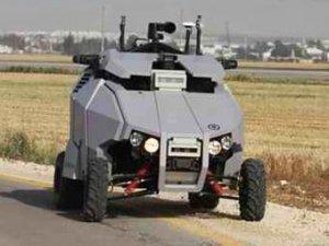 Израильтяне разработали многоцелевого робота