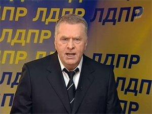 Жириновский прогнозирует войну в Абхазии и требует ареста Саакашвили как международного террориста