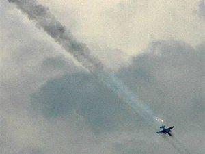 Самолеты ВВС России нанесли удар по порту Поти и военной базе в Сенаке