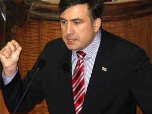 Россия не получала мирных предложений Саакашвили