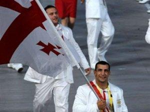 Олимпийская сборная Грузии покидает Пекин
