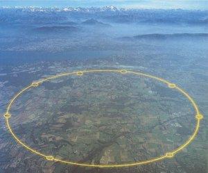 """Воссоздание """"Большого взрыва"""" планируется на 10 сентября 2008г."""