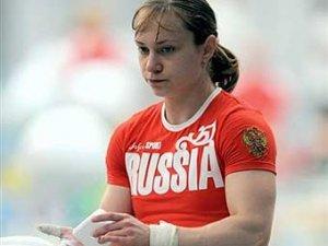 Российская тяжелоатлетка завоевала серебро Игр-2008