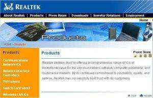 Realtek High Definition Audio Drivers R2.42