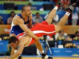 Российский борец выиграл золото Олимпиады