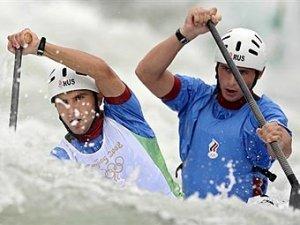 Россияне завоевали бронзу Олимпиады-2008 в гребном слаломе
