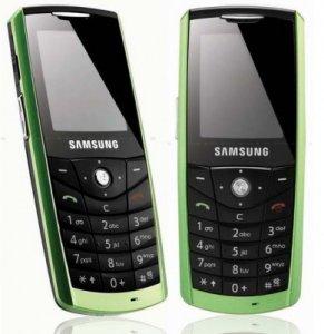 Samsung E200 Eco: экологичный тонкофон из биопластика
