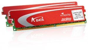 2 и 4 Гб памяти Vitesta Plus DDR3-1600+ от A-DATA