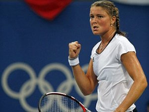 Сафина обыграла первую ракетку мира и вышла в полуфинал Олимпиады