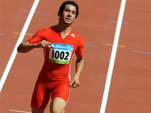 Афганский спринтер готовился к Играм-2008 на месте проведения казней
