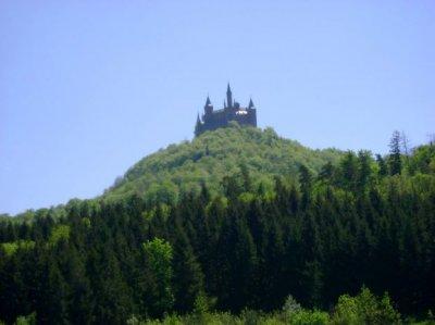 Сокровища Шварцвальда. Burg Hohenzollern