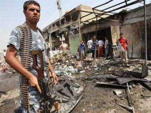 Смертник взорвал 15 человек в суннитском районе Багдада