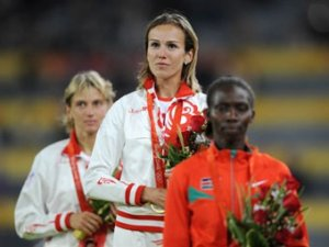 Российская бегунья выиграла золото Олимпиады с мировым рекордом
