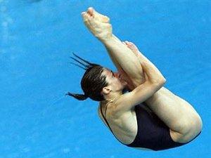 Россиянка выиграла олимпийское серебро в прыжках в воду