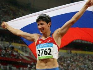Татьяна Лебедева завоевала серебро Игр-2008 в тройном прыжке