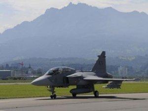 Швейцария завершила испытания шведских истребителей