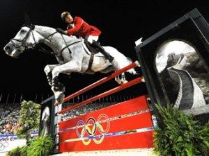 Лошадь участника Игр-2008 попалась на допинге
