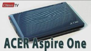 CNews TV. Zoom CNews. Ноутбук Acer Aspire One: первые тесты в России