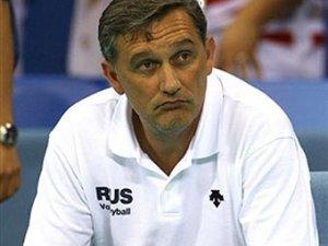 Главный тренер сборной России по волейболу ушел в отставку