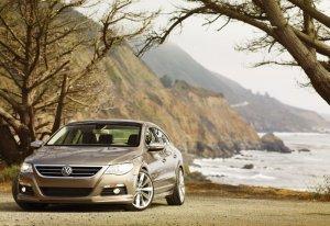 Volkswagen Passat CC Gold Coast Edition (5 фото)