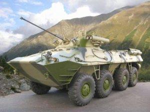 """Российскую армию вооружат """"колесными танками"""""""